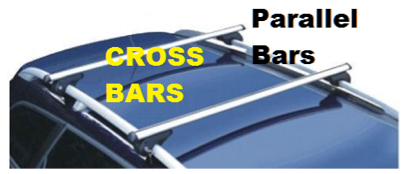 parallel and cross bars