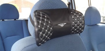 CAR NECK PILLOW SUPPORT FOR CARS/PLANE/VAN/LORRY/CARAVANS