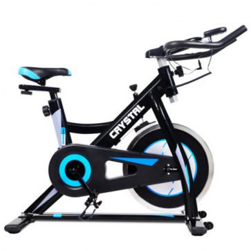 PRO EXERCISE SPINNING BIKE AEROBIC INDOOR STUDIO HOME CARDIO FITNESS MACHINE FREE NEXT DAY DELIVERY - UK SUPPLIED 100% SATISFACTION