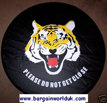 Tiger (don't get closer)