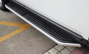 LAND ROVER DISCOVERY 3 & 4 OEM STYLE SIDE STEPS SIDE BARS RUNNING BOARDS FITS