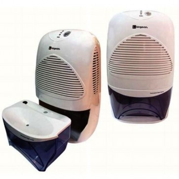 MIDI Dehumidfier Unit Air Damp And 2L Tank 24h De Humidifier Moisture Mold H22