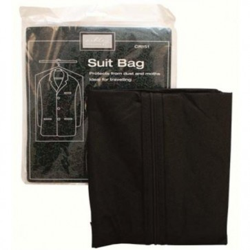3 X Suit Bag Dress Jacket Coat Storage Clothes Travel Cover Protector Bag H34