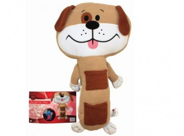 SEAT BELT PET DOG TOY CHILDREN COMFORT VEHICLE SEATBELT PILLOW SOFT COVER H6