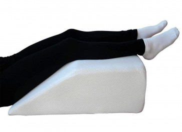 Orthopaedic Leg Raise Pillow Foot Rest Bed Wedge Cushion Support OL16