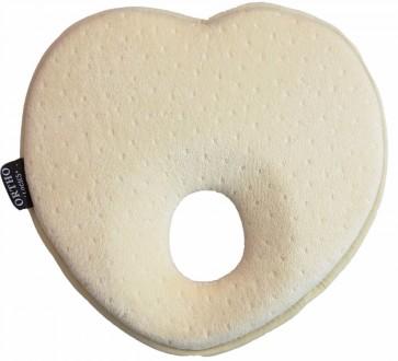 Soft Baby Newborn Flat Head Pillow Memory Foam Cushion Sleeping Support OL7 | Click Superstore Ltd