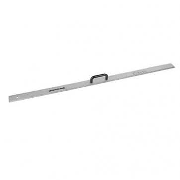 BRAND NEW ALUMINIUM RULE WITH HANDLE 1200 MM MEASURE MEASURING RULER P264