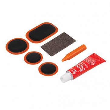 BRAND NEW BIKE PUNCTURE REPAIR KIT 7PCE PIECES BICYCLE CYCLE QUICK P31