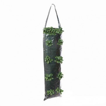 BRAND NEW HANGING GROWING TUBE 2PK GARDENING GARDEN 700 MM x 200 MM P34