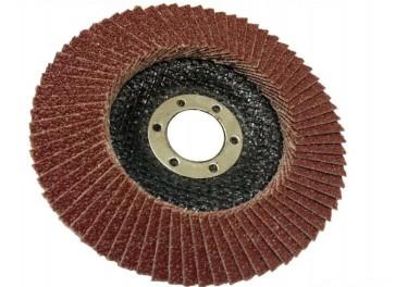 Flap Discs 115mm X 22.5 sanding abrasive wheel angle grinder grit 40, 60, 80 -T2
