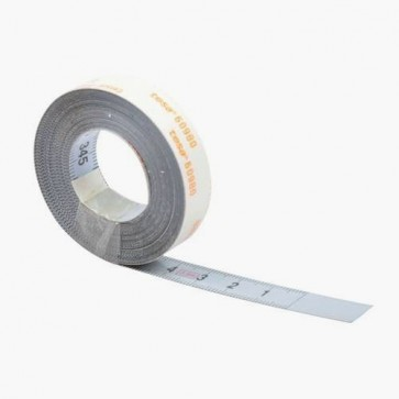 BRAND NEW SELF-ADHESIVE MEASURING TAPE INCHES 3.65 M MEASURE TOOL LENGTH U338