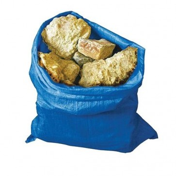 HEAVY DUTY RUBBLE SACKS 10PK 560 x 600 MM 70 GSM REUSABLE CONTRACTOR BUILD U341