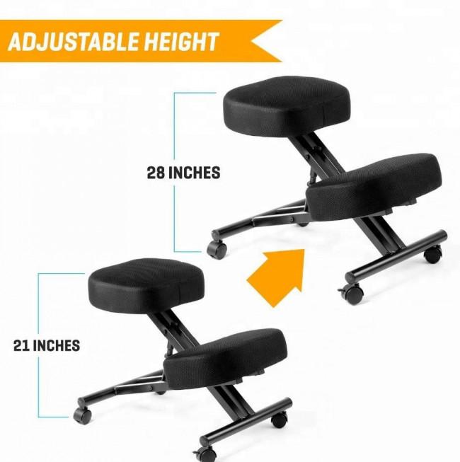 Kneeling Chair Orthopaedic Stool Ergonomic Posture Office