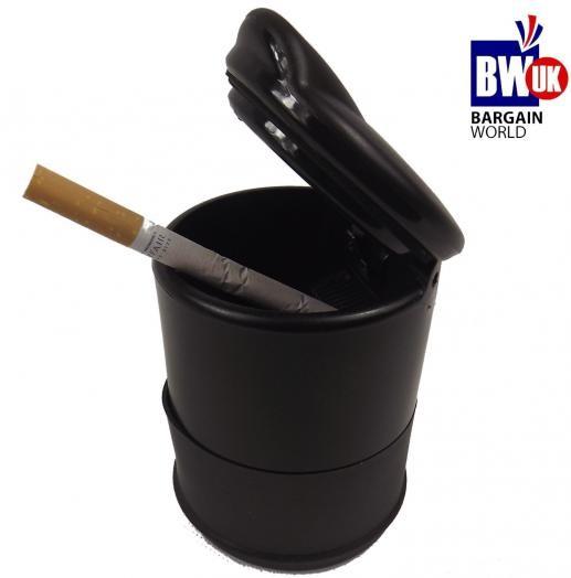 Portable Ashtray Ash Tray Travel Carry Cigarette Holder
