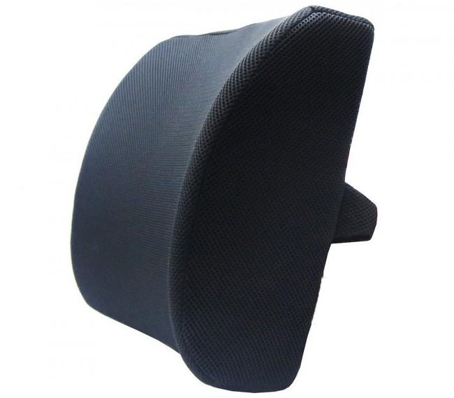 Office Chair Lumbar Support Pillow Back Rest Cushion Memory Foam Support Ol4
