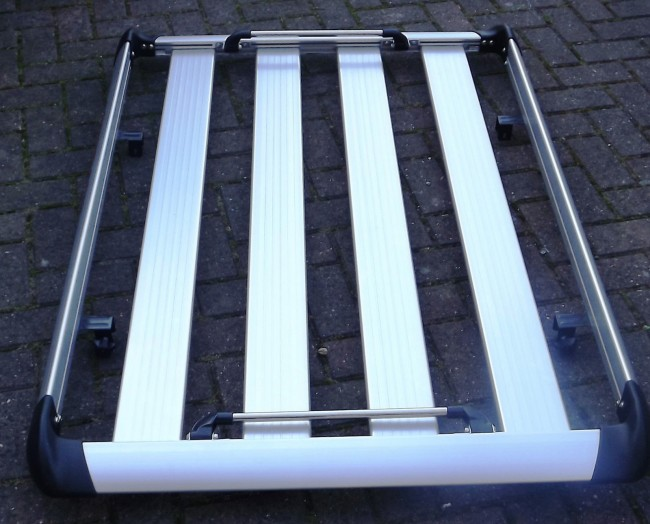 4x4 Trailer Wrangler Hilux Roof Tray Platform Rack Carry Box Luggage  Carrier NEW