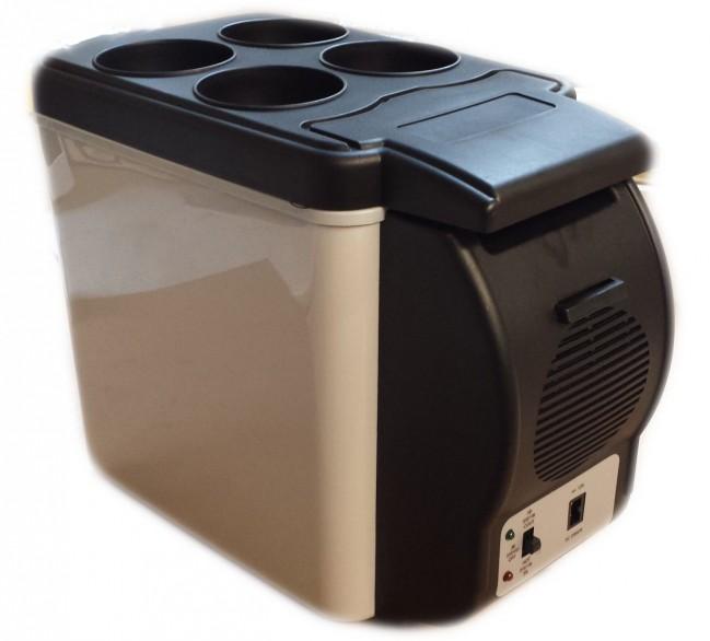 Car Fridge Electric Cool Box Cooler Motor Home Camping