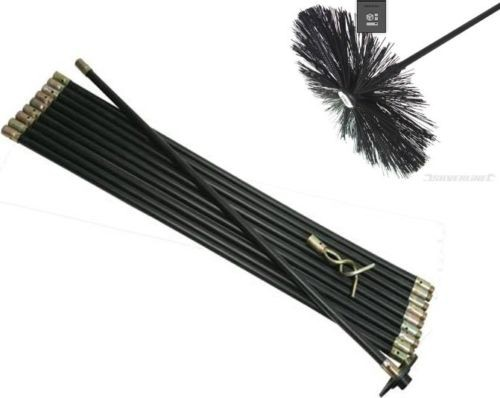 Chimney Cleaning Brushes And Rods