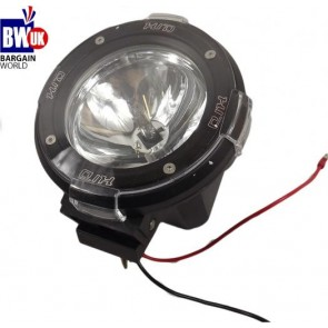 "4"" HID Black Xenon Driving Light Off Road Beam Spot light Car SUV Jeep ATV 4x4"