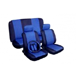 Car Seat covers - Blue set