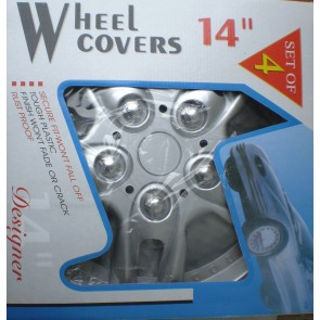 WHEEL TRIMS / COVERS (13, 14 or 15 inch)