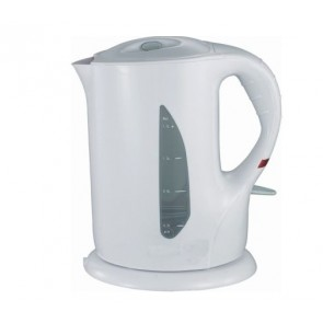 1.7 LITRE CORDLESS KETTLE BOIL 220W HINGED LID FILTER POWER INDICATOR H26