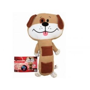 SEAT BELT PET DOG TOY CHILDREN COMFORT VEHICLE SEATBELT PILLOW SOFT COVER H6