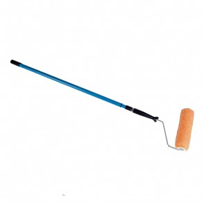 EXTENDING PAINT ROLLER 1 - 1.5 M TELESCOPIC EXTENSION PAINTING DECORATING P121