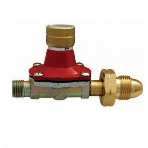 BRAND NEW GAS REGULATOR PLUMBING 0.5 - 4BAR PROPANE TORCHES HIGH PRESSURE P148