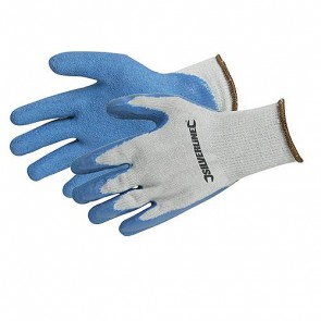 BRAND NEW LATEX BUILDERS GLOVES ONE SIZE SAFETY WORKWEAR CONSTRUCTION P175
