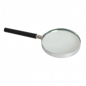 BRAND NEW MAGNIFYING GLASS 100 MM 3 X MAGNIFICATION LENS CRAFT P179