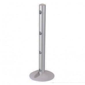 LED Stick On Under Cupboard Light Table Lighting Adhesive Base Garden P18