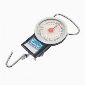 HANGING SCALES & TAPE MEASURE 22 KG WEIGH 1 M TAPE METRIC IMPERIAL DISPLAY P267