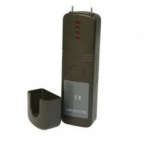 BRAND NEW DAMP DETECTOR METER SENSOR MOISTURE PLASTER WOOD CONCRETE P51