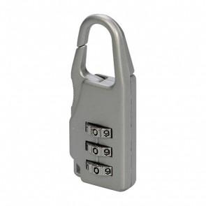 BRAND NEW COMBINATION PADLOCK ZINC ALLOY 3 DIGIT SECURITY P77