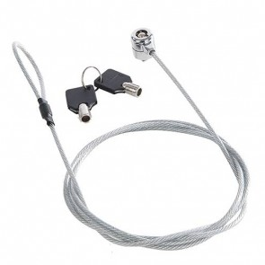 BRAND NEW UNIVERSAL LAPTOP LOCK 1800 MM SECURITY 1.8 M KEY OPERATED P79