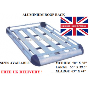 Freelander Discovery Landrover roof tray platform rack carry box luggage carrier