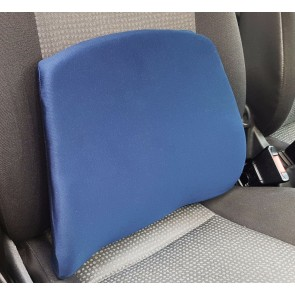 Car WIDE Memory Foam Seat Cushion Travel Lumbar Pillow Lower Back Support OL6