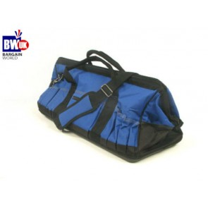 "24"" Heavy Duty adjustable nylon Tool Bag Canvas handle carrier Tools 600mm S14"