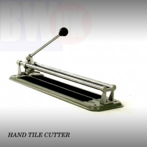 HAND TILE CUTTER HEAVY DUTY GAUGE TUNGSTEN 400MM LENGTH 10MM DEPTH NEW UK (S38)