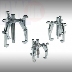 3 Pc Piece 75,100, 150 mm Reversible Gear Hub Tools Bearing Puller Tool Set S72