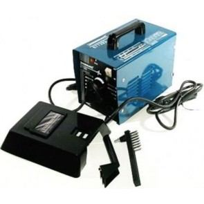100 Amp Electric Arc Welder with Welding Mask Helmet Thermal Cooled S79