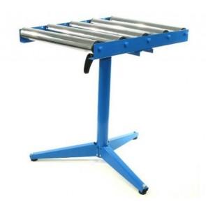 5-Roller Stand Woodworking Metal Bench Top 590mm 975mm Roller Sip DIY U116