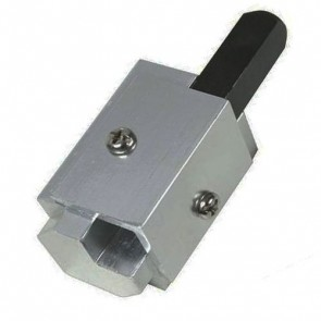 70mm Corner Chisel Hinge Fitting Spring Loaded Woodwork Carpenters Cutting U130