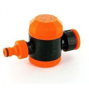 MECHANICAL WATER TIMER GARDEN LAWN WATER HOSE FAUCET SPRINKLER NEW U18