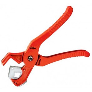 PVC 'PIPE CUTTER' PIPE CUTTING TOOL HAND HELD 25MM RUBBER HOSE CUT U226
