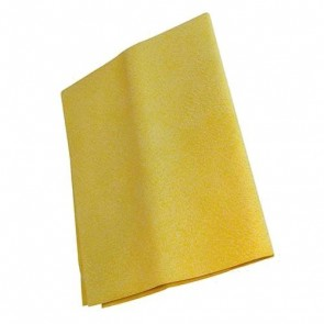 BRAND NEW SYNTHETIC CHAMOIS CLOTH 400 x 300 MM CLEANING VALETING AUTOMOTIVE U263