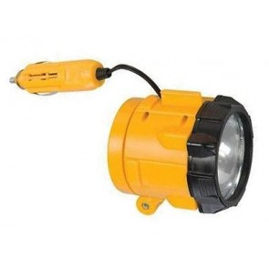 Magnetic Car Portable Spotlight Light Torch 12V, Night Reading Storage Torch U3