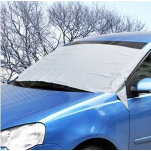 UNIVERSAL CAR WATERPROOF WINDSCREEN COVER ICE RAIN SUN SHIELD 70cm x 200cm U55
