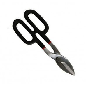 250mm EXPERT TIN SNIPS SCISSOR PATTERN METAL SHEARS SNIPS NEW U72